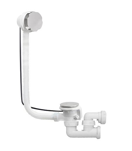 Automatic bathtub drain