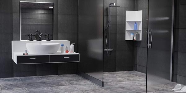 Accessoires sanitaires pour douche Tunisie